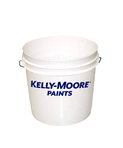Kelly-Moore 2 Gallon White Bucket