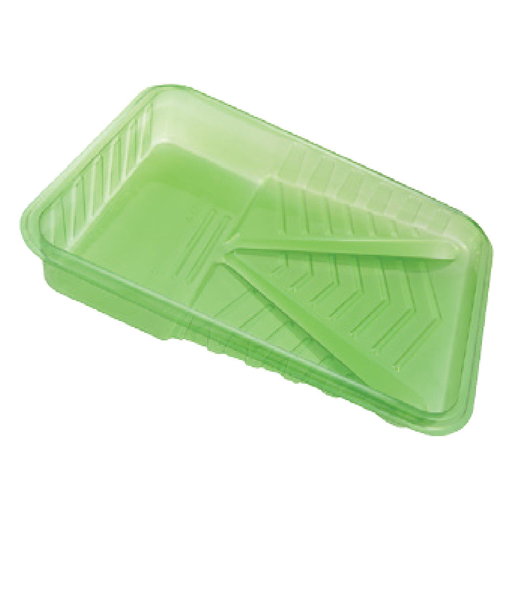 ArroWorthy 9 Inch Green Recycled Plastic Roller Tray
