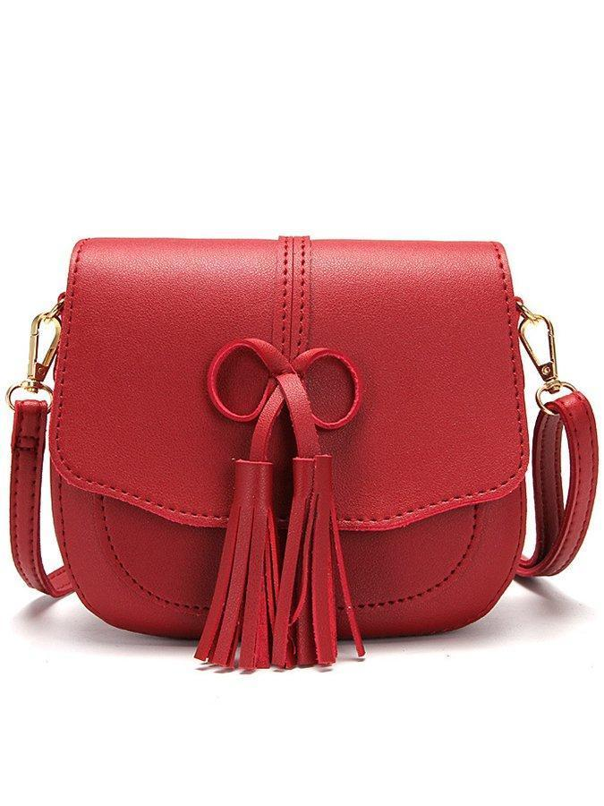Cross-section square-style women's shoulder bag