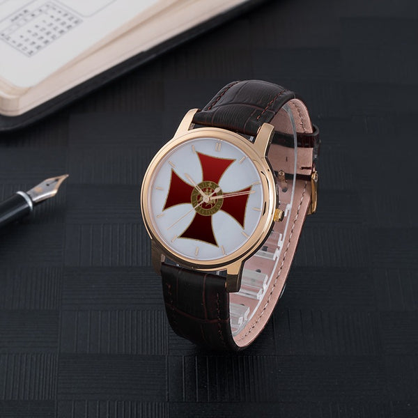 """Knights Templar"" Watch"
