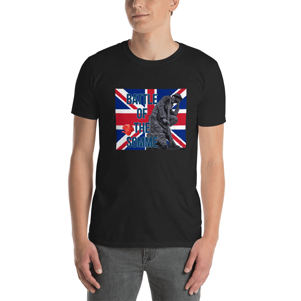 """Somme Soldier"" T-Shirt"