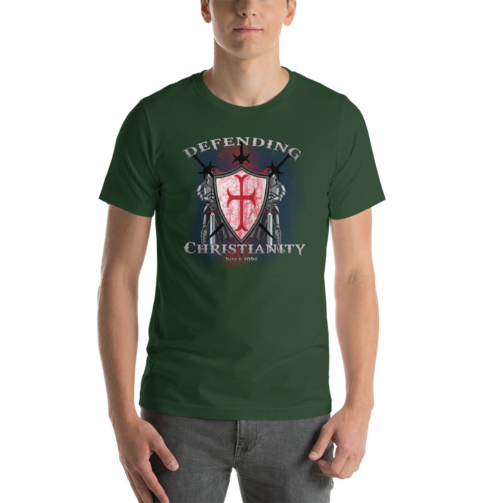 Defending Christianity Short-Sleeve T-Shirt
