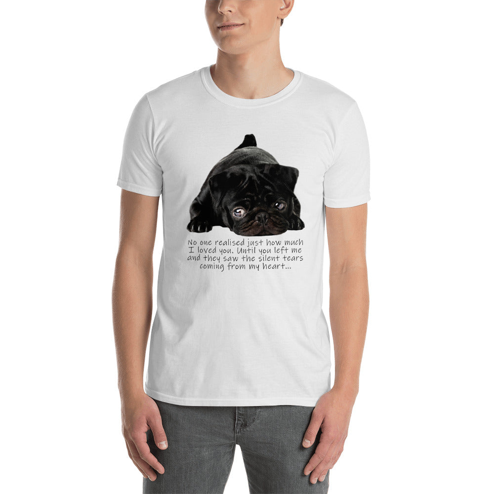 Pug Short-Sleeve T-Shirt