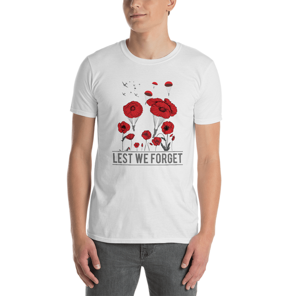 """Lest We Forget"" T-Shirt"