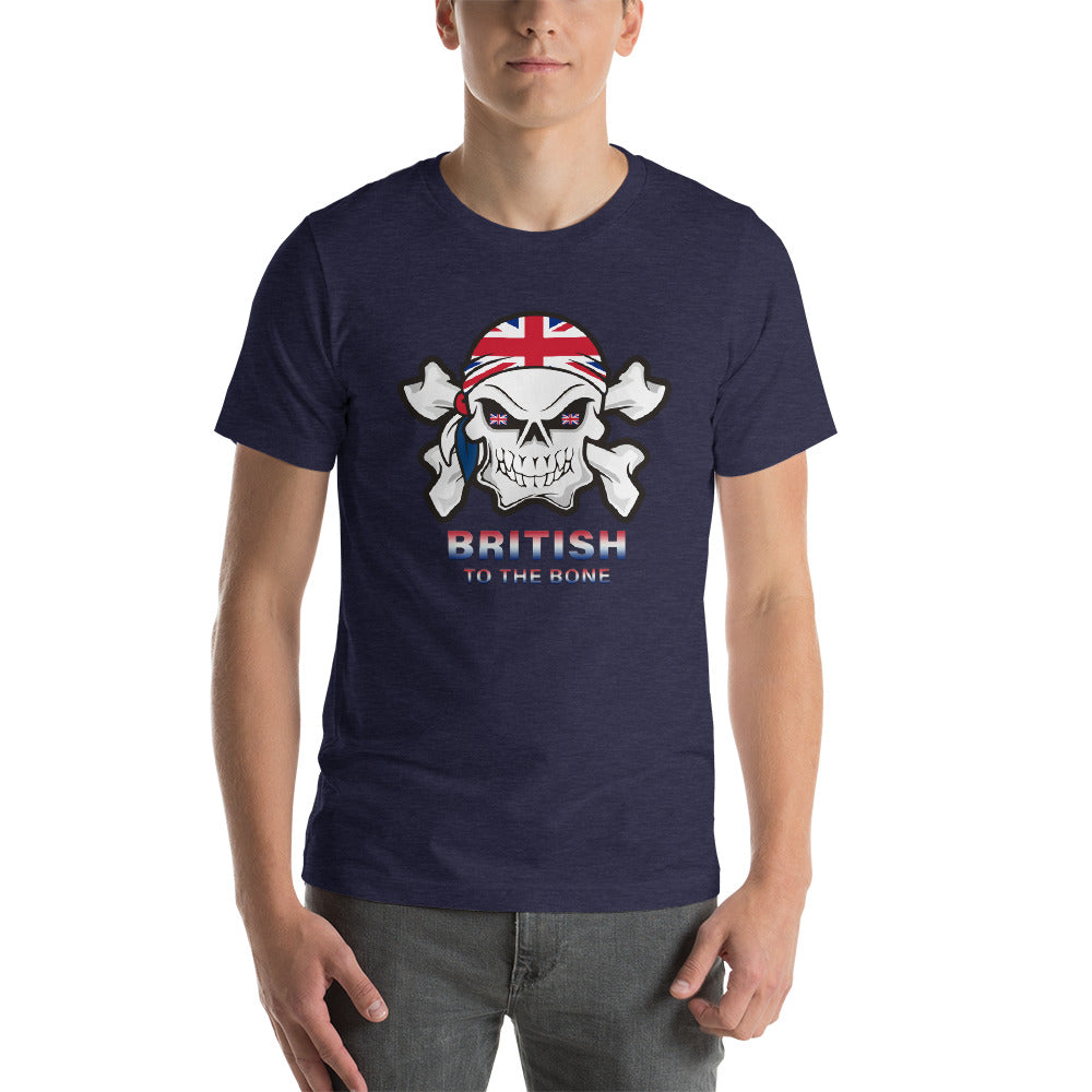 British To The Bone Short-Sleeve T-Shirt