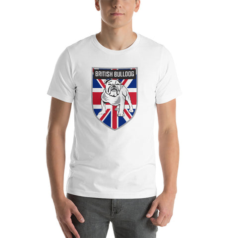 """British Bulldog"" T-Shirt"