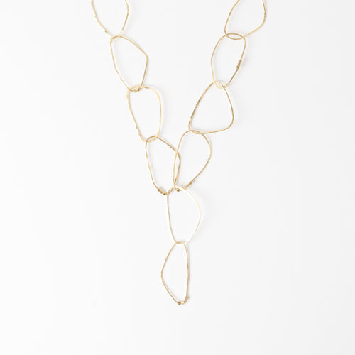 MINIMAL GOLD - Collar Glam
