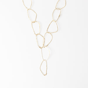Collar Glam - Minimal Gold