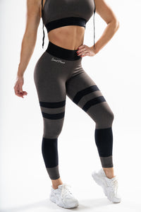 Charcoal - Scrunch Bum Leggings