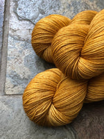 Honey Pot - Hand dyed merino/nylon Sock/Fingering