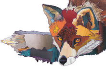 'Fox' - Greetings Card - CK0109