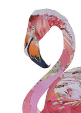 'Flamingo' - Greetings Card / Print - CK0141