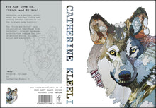 'Wolf' - Greetings Card / Print - CK0166