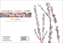 'Pussy Willow' - Greetings Card - CKHF16