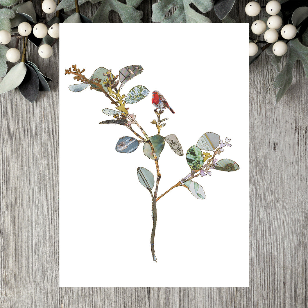 'Eucalyptus' - Greetings Card - CKHFX19