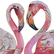 'Love Birds Flamingos' - Greetings Card - CKLB01