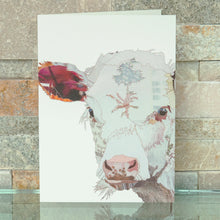 'Baby Calf' - Greetings Card - CKMB03