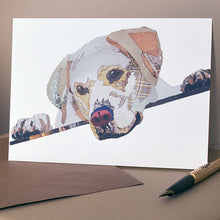'Golden Boy' - Greetings Card / Print - CK0120