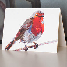 'Robin Red' - Greetings Card - CK0131