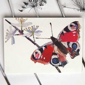 'Butterfly' - Greetings Card