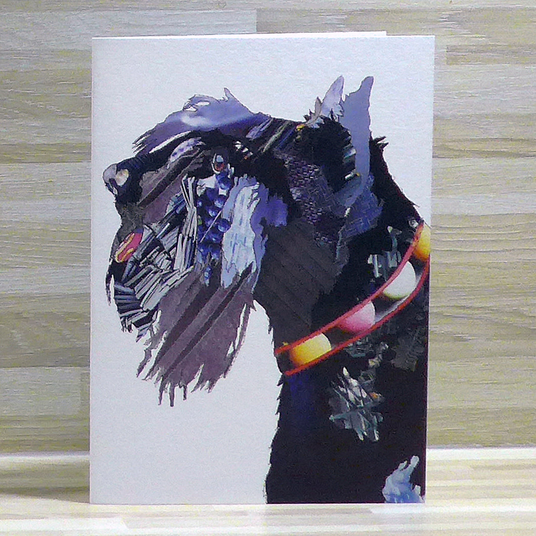 'Scottie' - Greetings Card