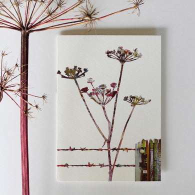 'Cow Parsley' - Greetings Card