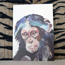 'Chimp Baby' - Greetings Card - CKMB08