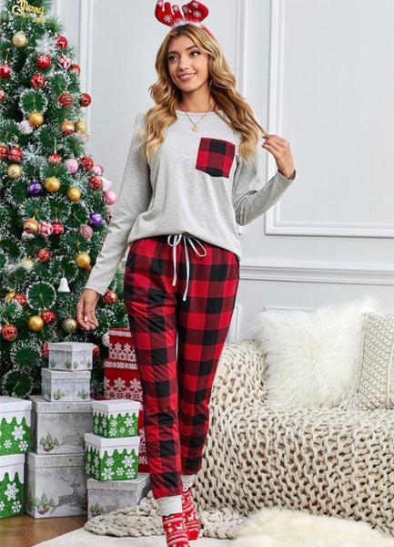 Sleigh all the way PJs