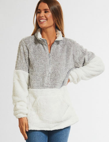Let's Cuddle Sweatshirt
