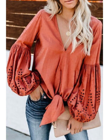 Rustic Sunshine Top