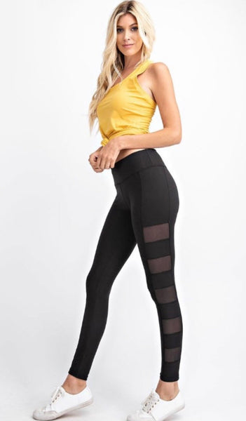Let's Get Physical Leggings