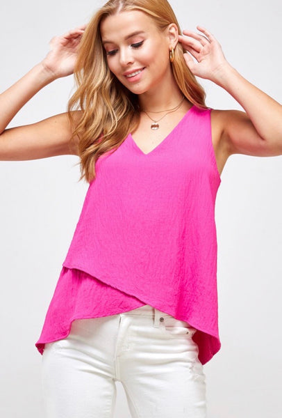Tickled Pink Tank