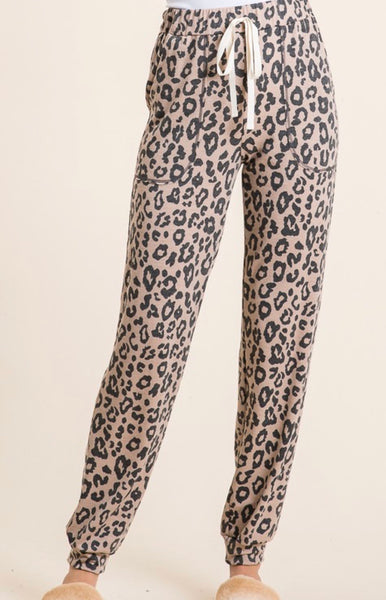 Leopard Lounge Pants