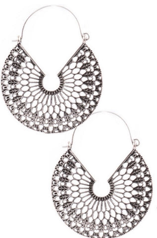 Let's Go Out drop earrings