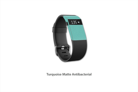 Turquoise Tiffany Matte Fitbit Charge Skins Stickerboy