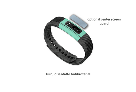 Turquoise Tiffany Matte Fitbit Alta Skins Stickerboy