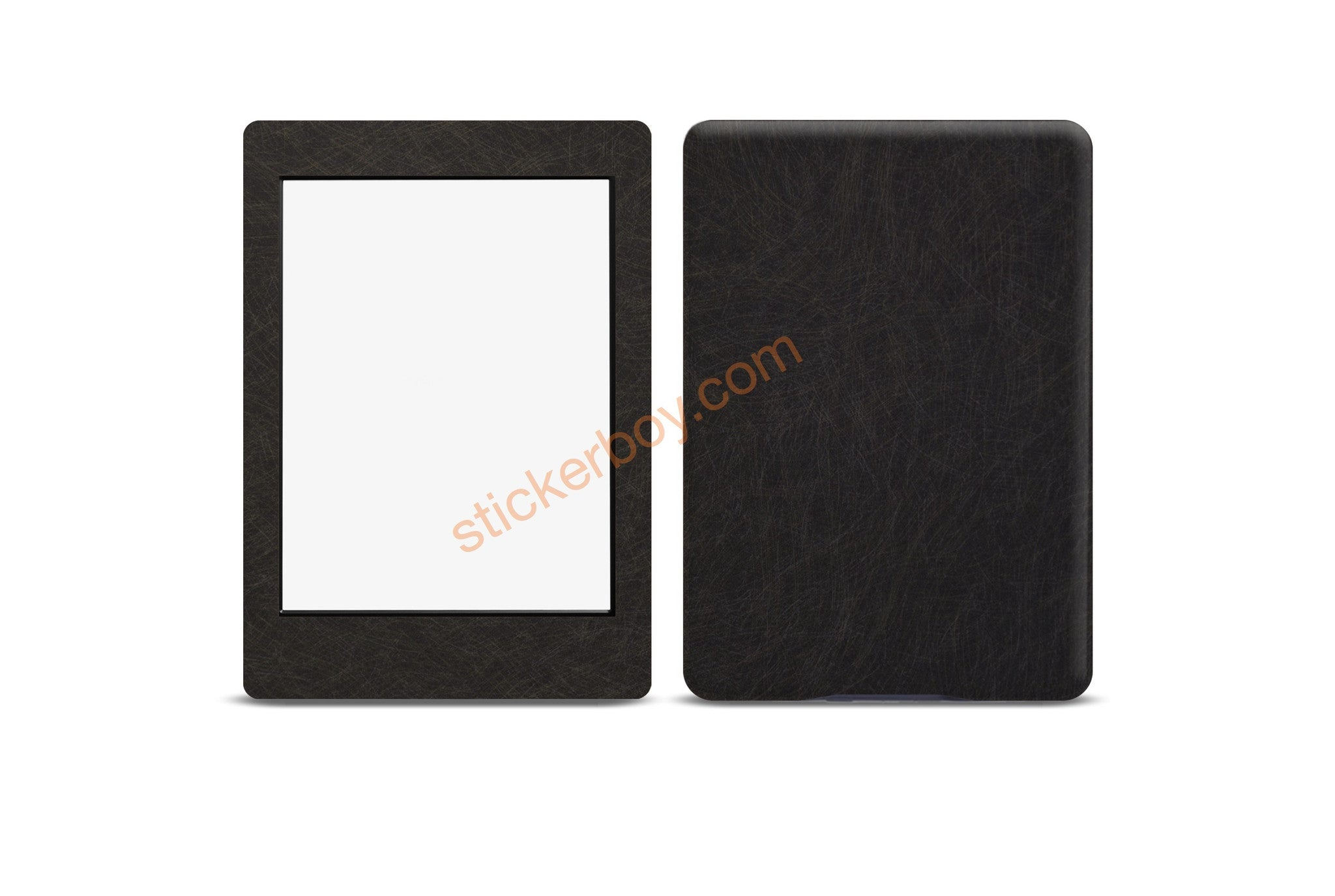 Charcoal Gold Scratch - Kindle Paperwhite Skins