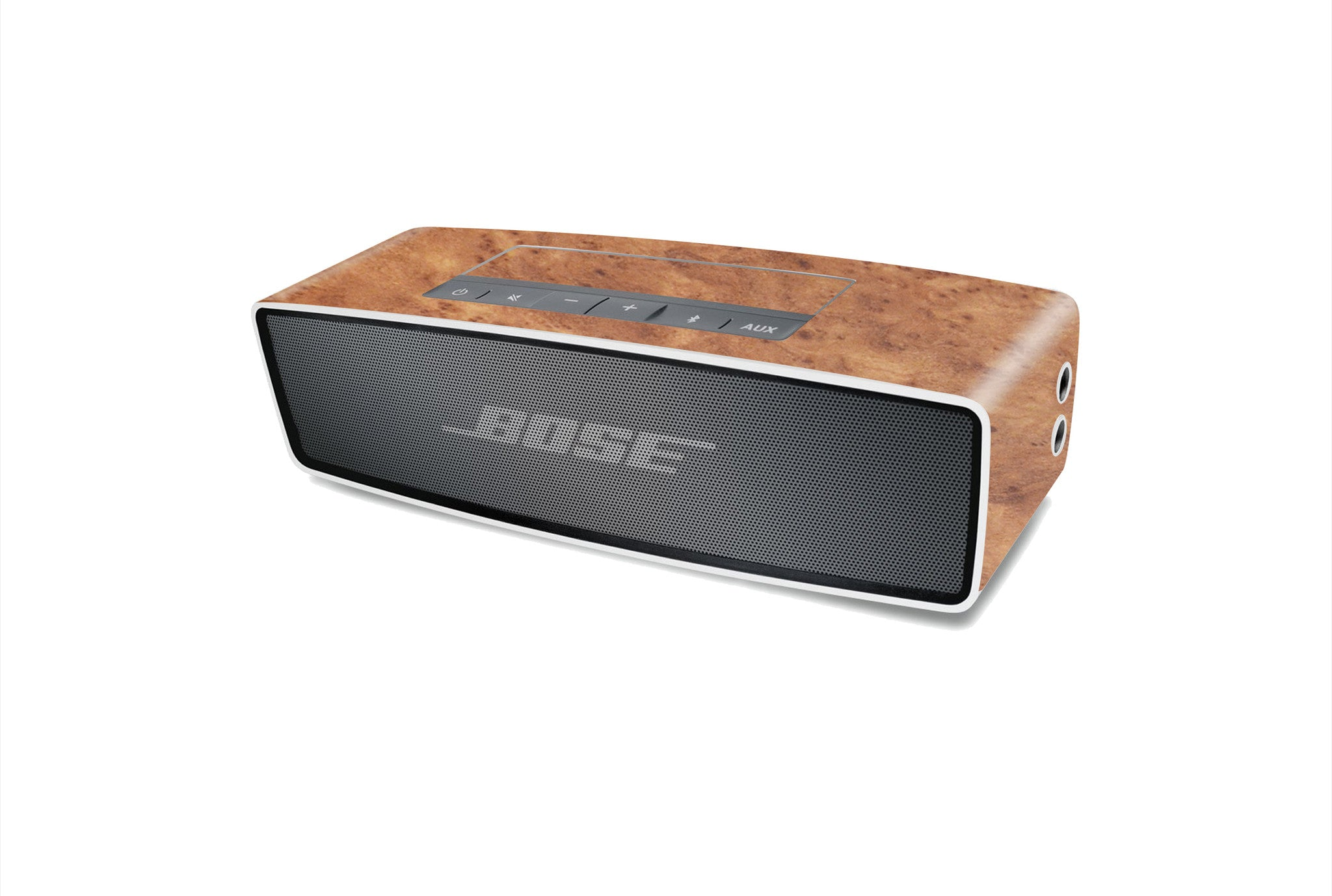 bose mini soundlink 2. light burl wood - bose soundlink mini 1, 2 skins soundlink b