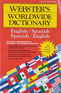 Webster's English Dictionary