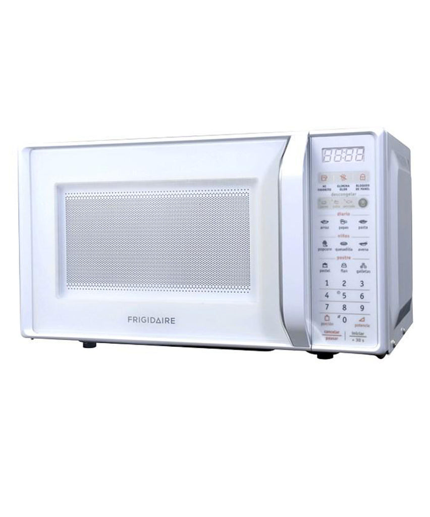 Frigidaire .9 cu ft White Microwave