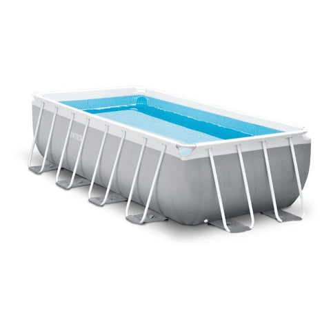 Intex 3m x 1.75m x 0.8m Prism Frame Rectangular Pool
