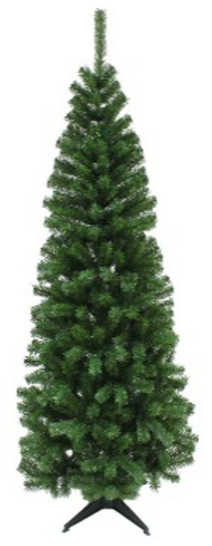 9FT VIRGINIA PINE SLIM CHRISTMAS TREE