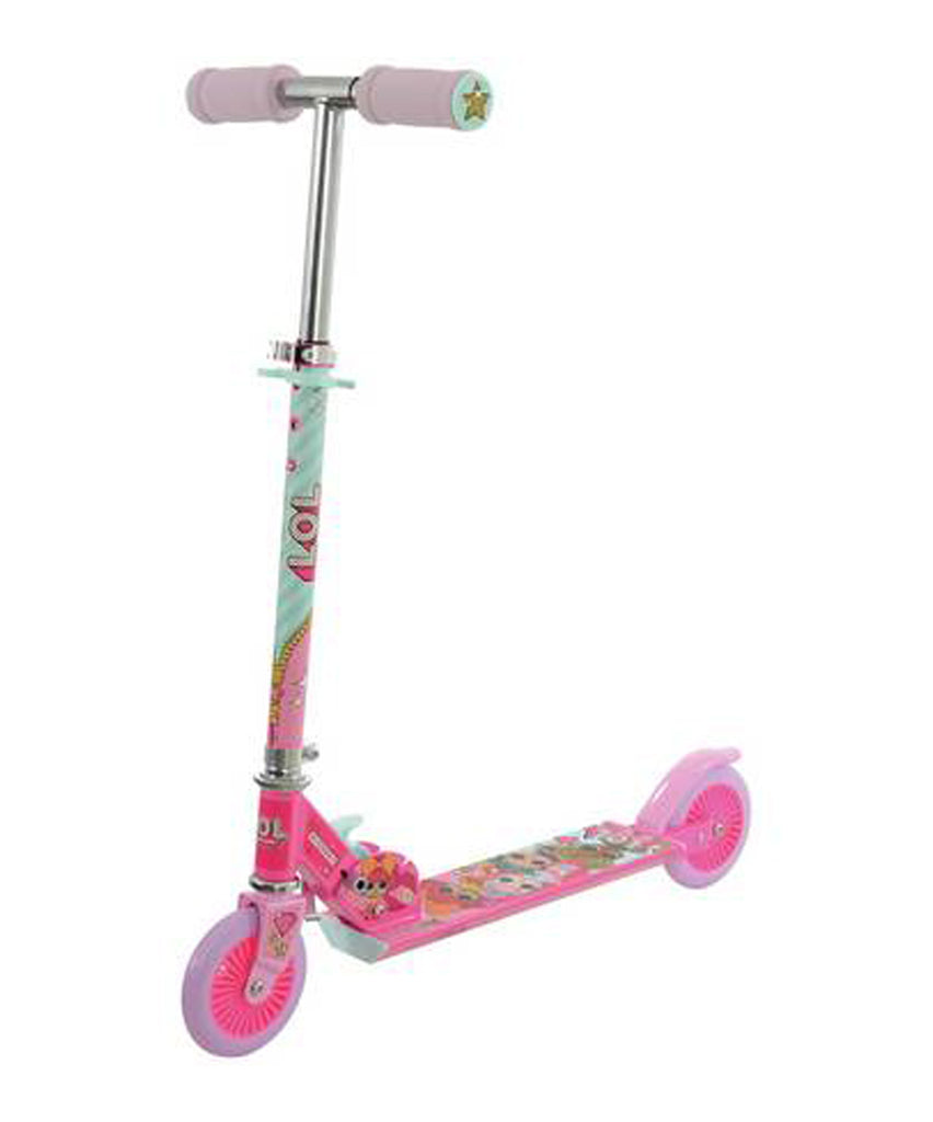 LOL Surprise! Folding Kick Scooter (pink)
