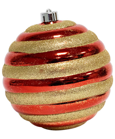 150 MM Christmas Ornament (Horizontal Pattern)