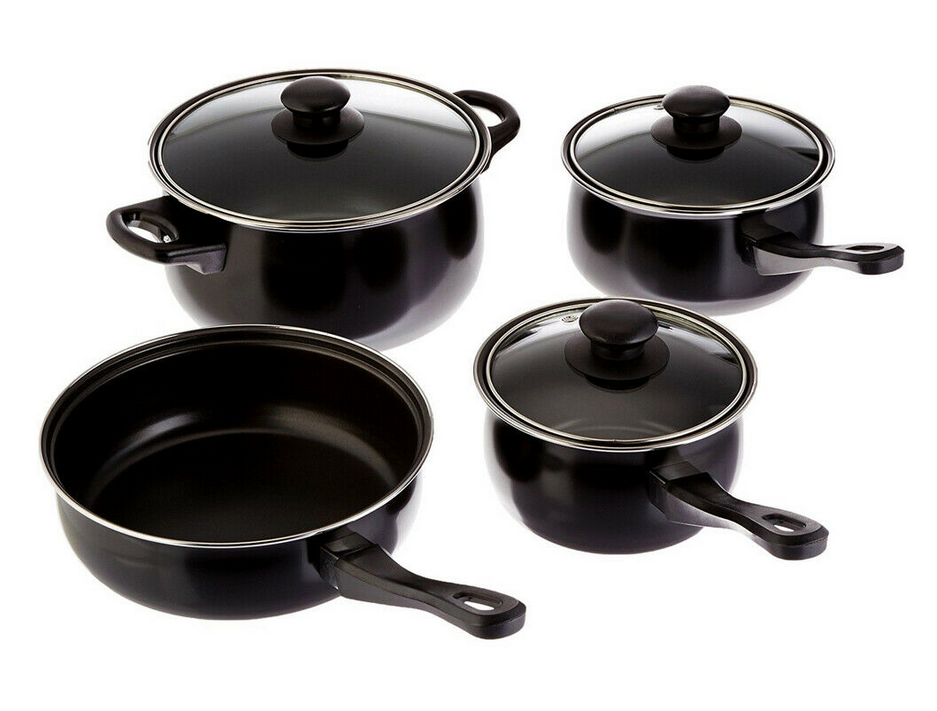 Gibson Home Cuisine Select 7 pc Cookware Set