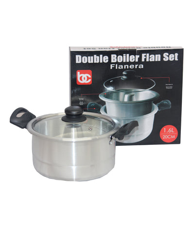 Double Boiler Flanera Set