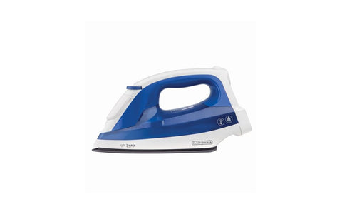 Black & Decker Light N' Easy Smart Steam Iron