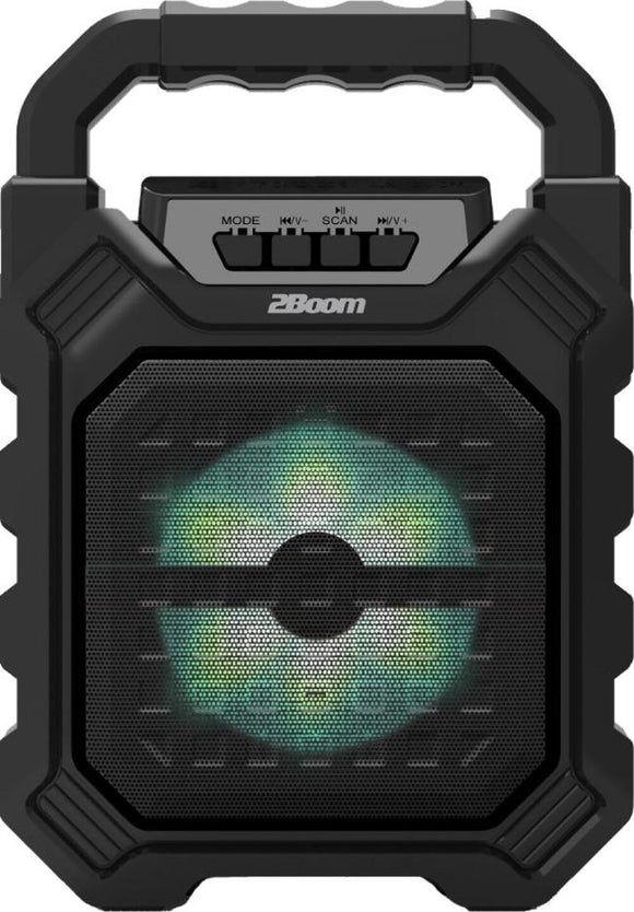 2BOOM Vibe Portable Wireless Speaker