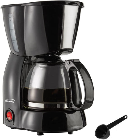 Brentwood 4-Cup Coffee Maker