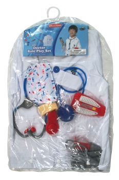 Doctor Role Play Costume